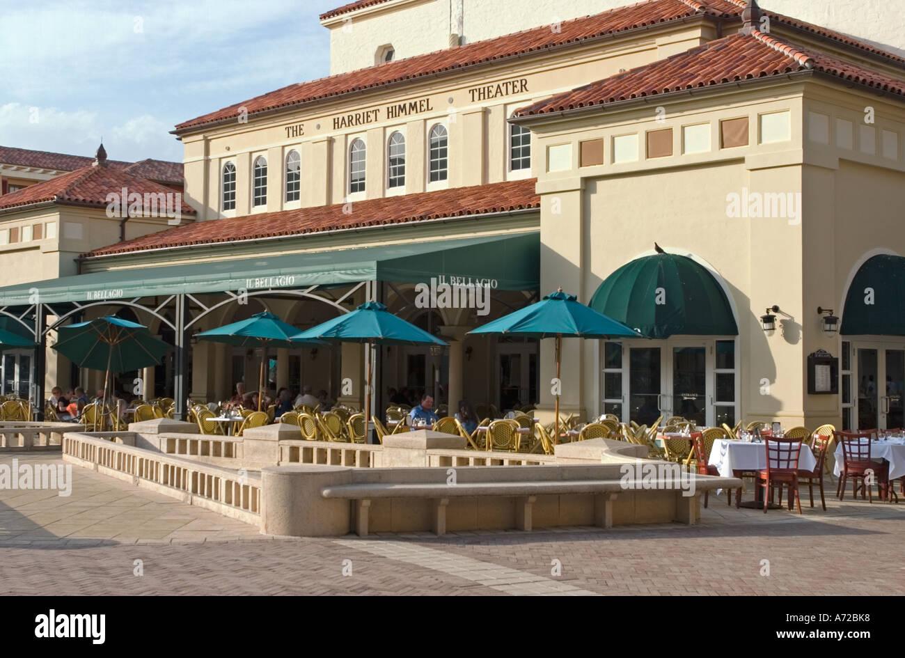 Il Bellagio Restaurant City Place West Palm Beach Florida