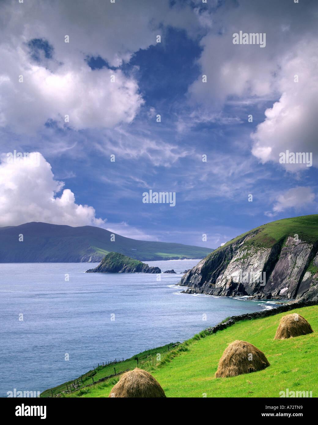 IE - CO. KERRY:  Slea Head on Dingle Peninsula - Stock Image