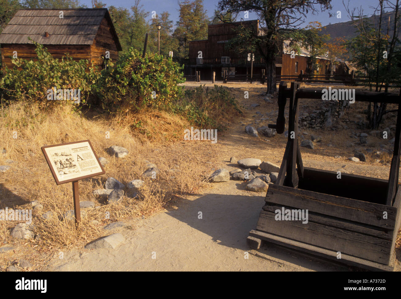 AJ3787, California, CA - Stock Image
