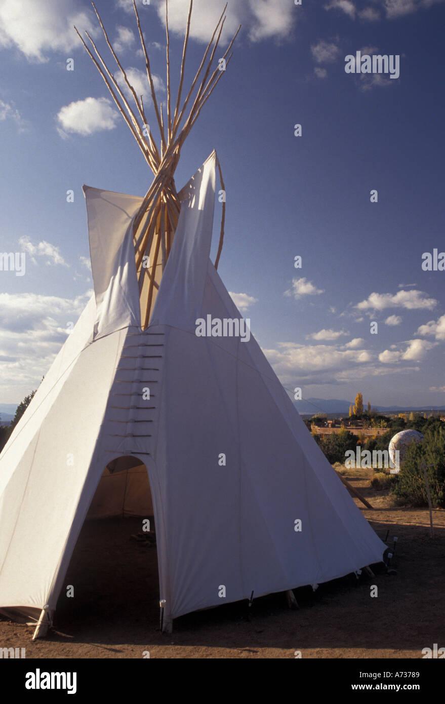 AJ3879, New Mexico, NM, Sante Fe - Stock Image