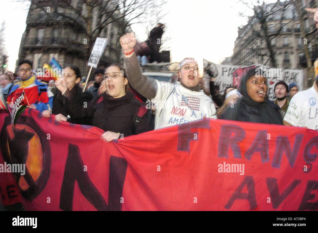 Chicas adolescentes francesas peludas