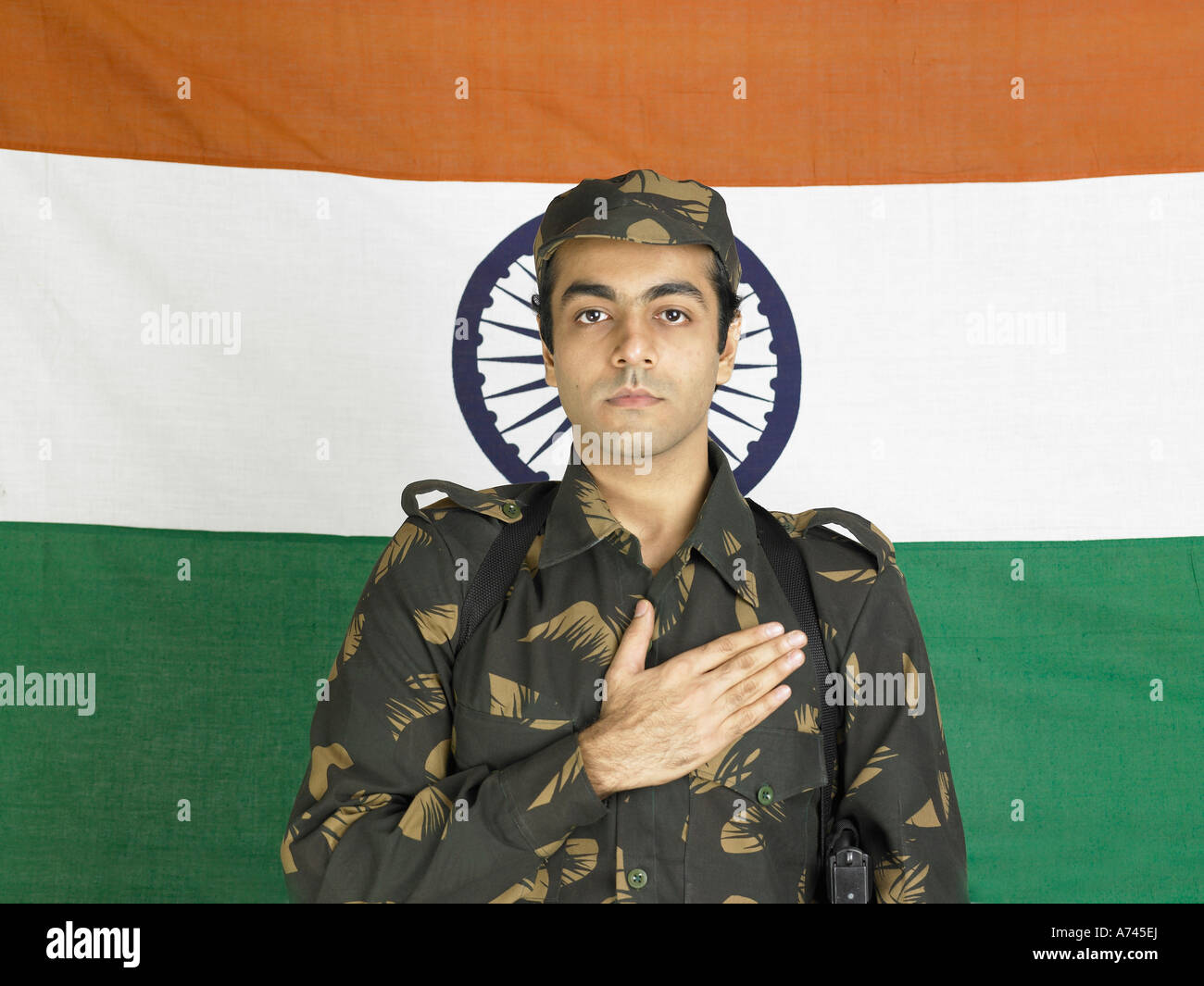 Army Man Salute Stock Photos Army Man Salute Stock Images Alamy