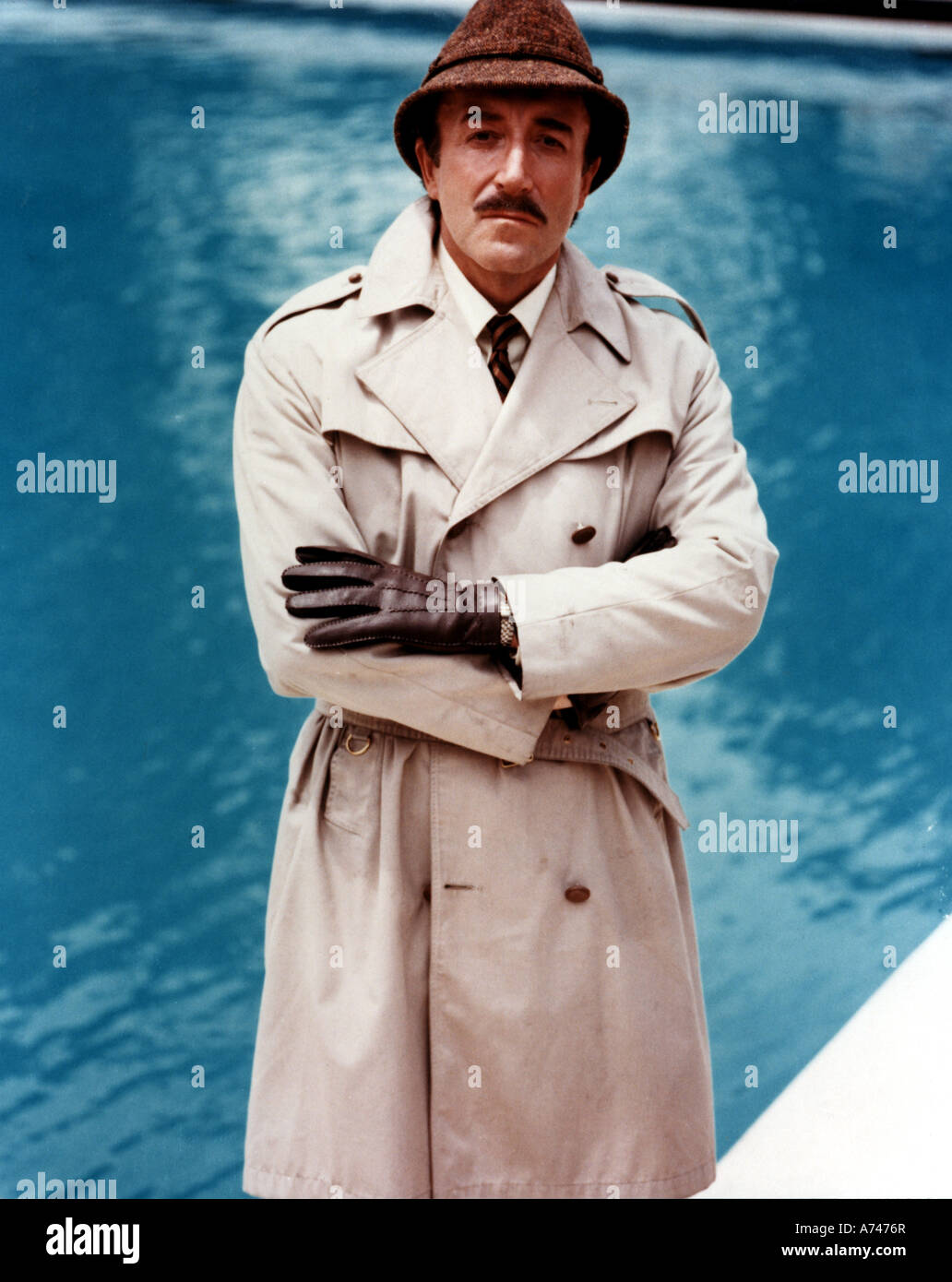 6554658d0d713 PINK PANTHER 1963 UA film with Peter Sellers as Inspector Clouseau - Stock  Image