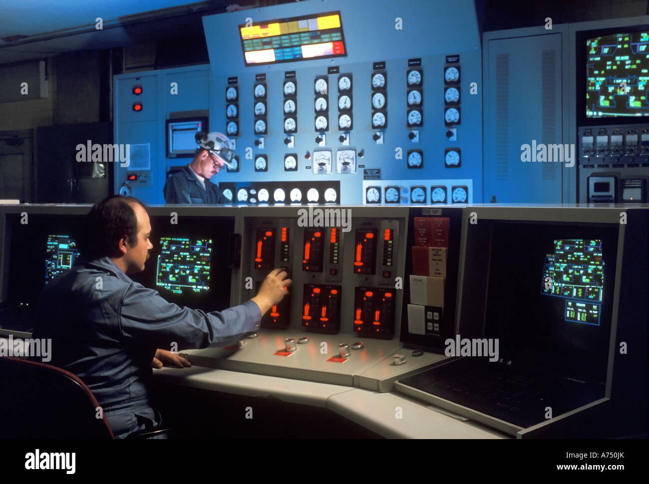 control room operator