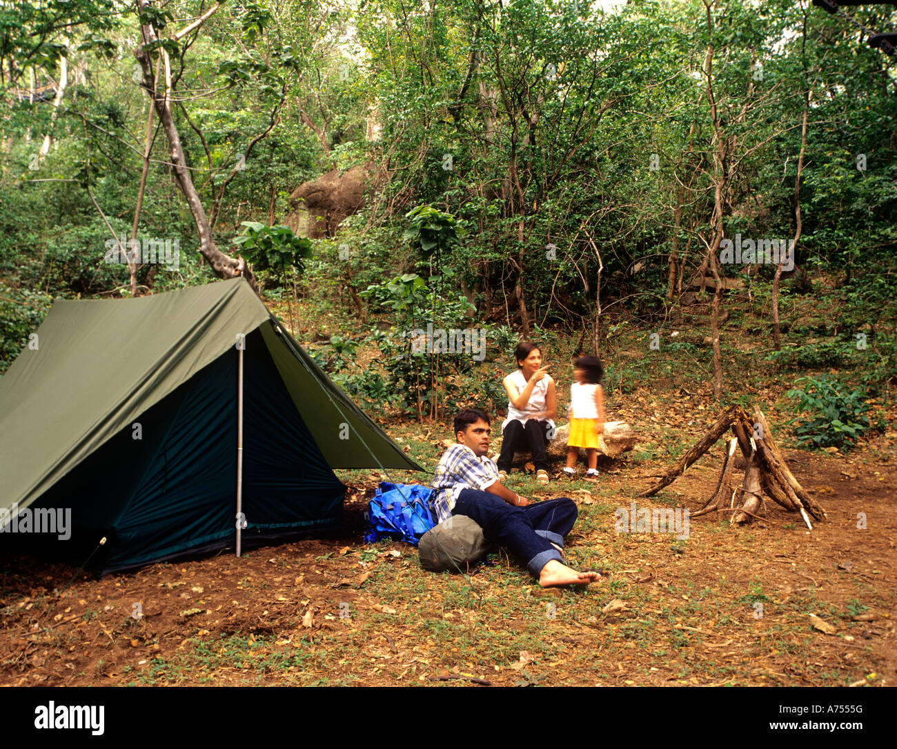 Thenmala Ecotourism: THENMALA ECO TOURISM KERALA Stock Photo: 11727243