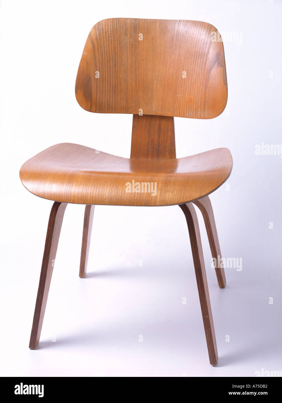 Stupendous Close Up Of Charles Eames Dcw Dining Chair Stock Photo Pdpeps Interior Chair Design Pdpepsorg
