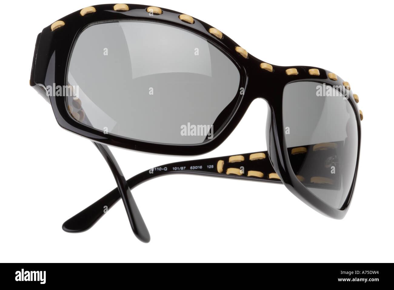 Salvatore Ferragamo ladies sun shades - Stock Image