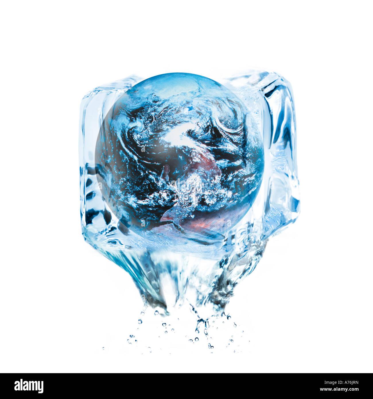 Symbol for global warming digital composite stock photo 11741240 symbol for global warming digital composite buycottarizona Image collections