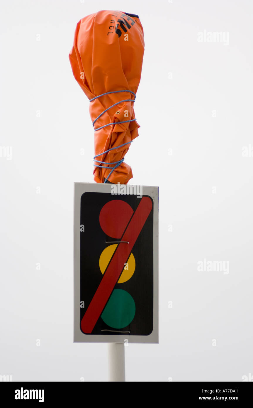 Wonderful Out Of Order Traffic Light