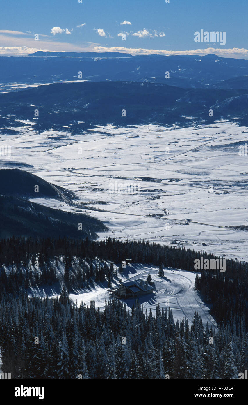 Yampa River Valley