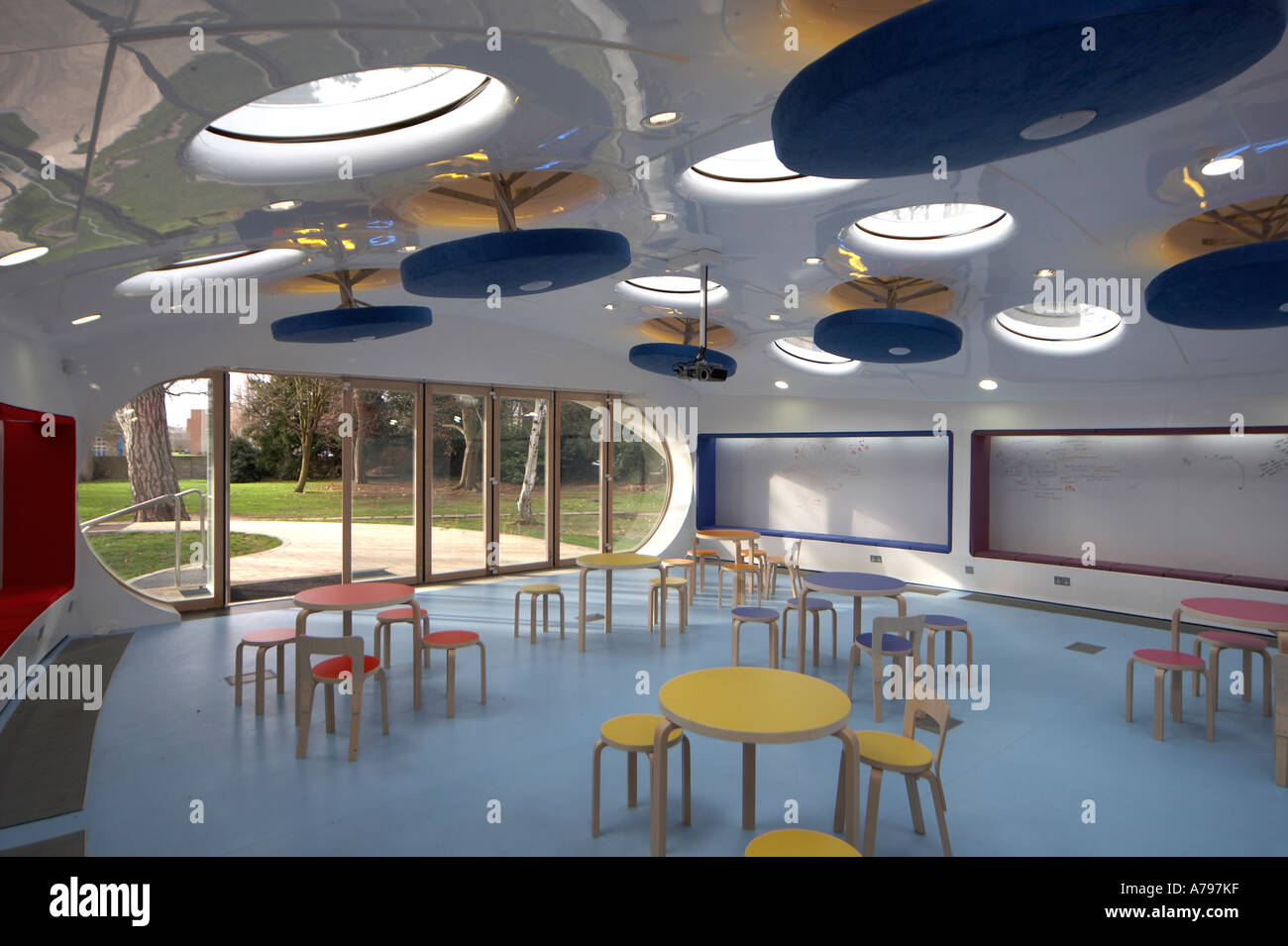 Classroom Design Of The Future ~ Classroom of the future in greycoat school ham richmond