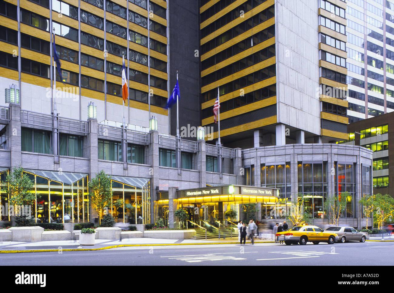 Sheraton Hotels New York State