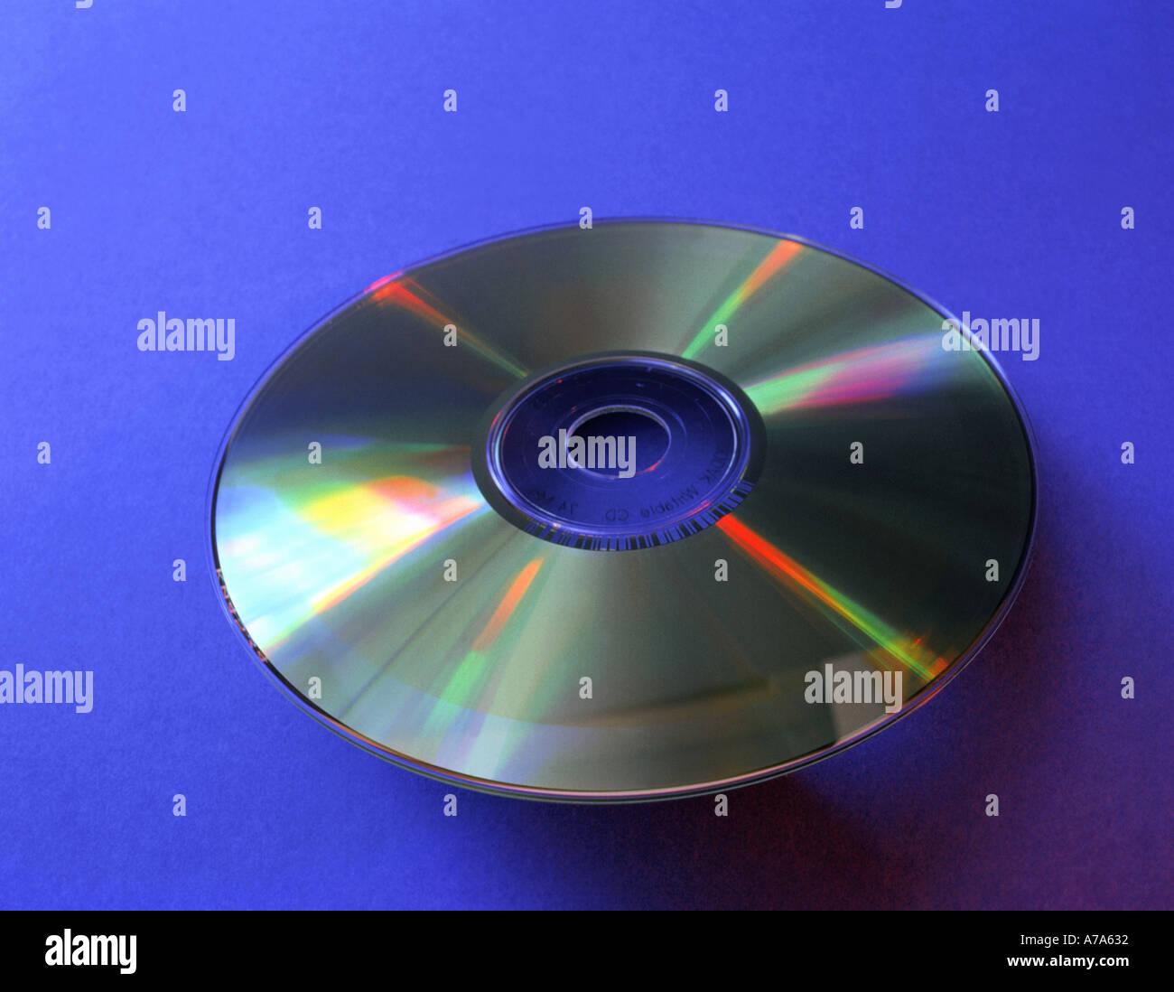 cdr cd rom cdrom dvd - Stock Image