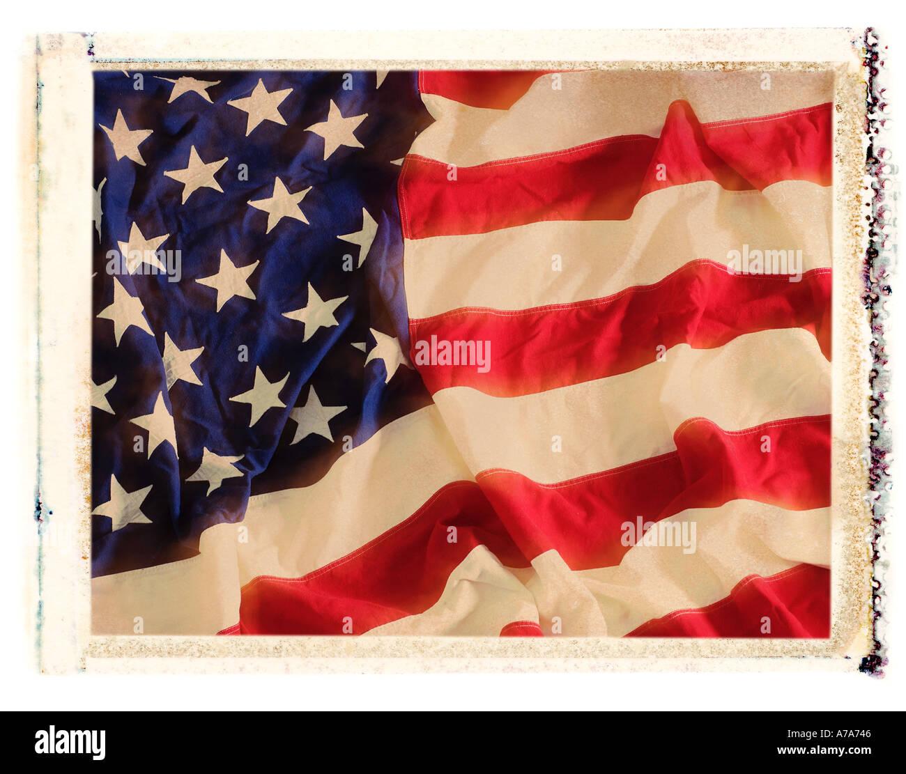 a7dedf9337f Vintage American Flag Stock Photos   Vintage American Flag Stock ...