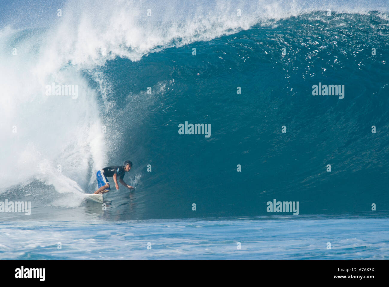 37127106d7 Surfing at Pipeline