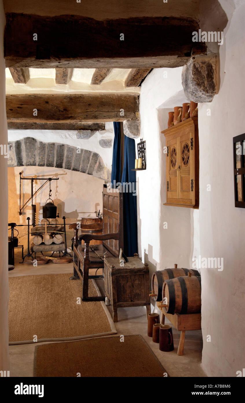 tudor house interior stock photos tudor house interior stock