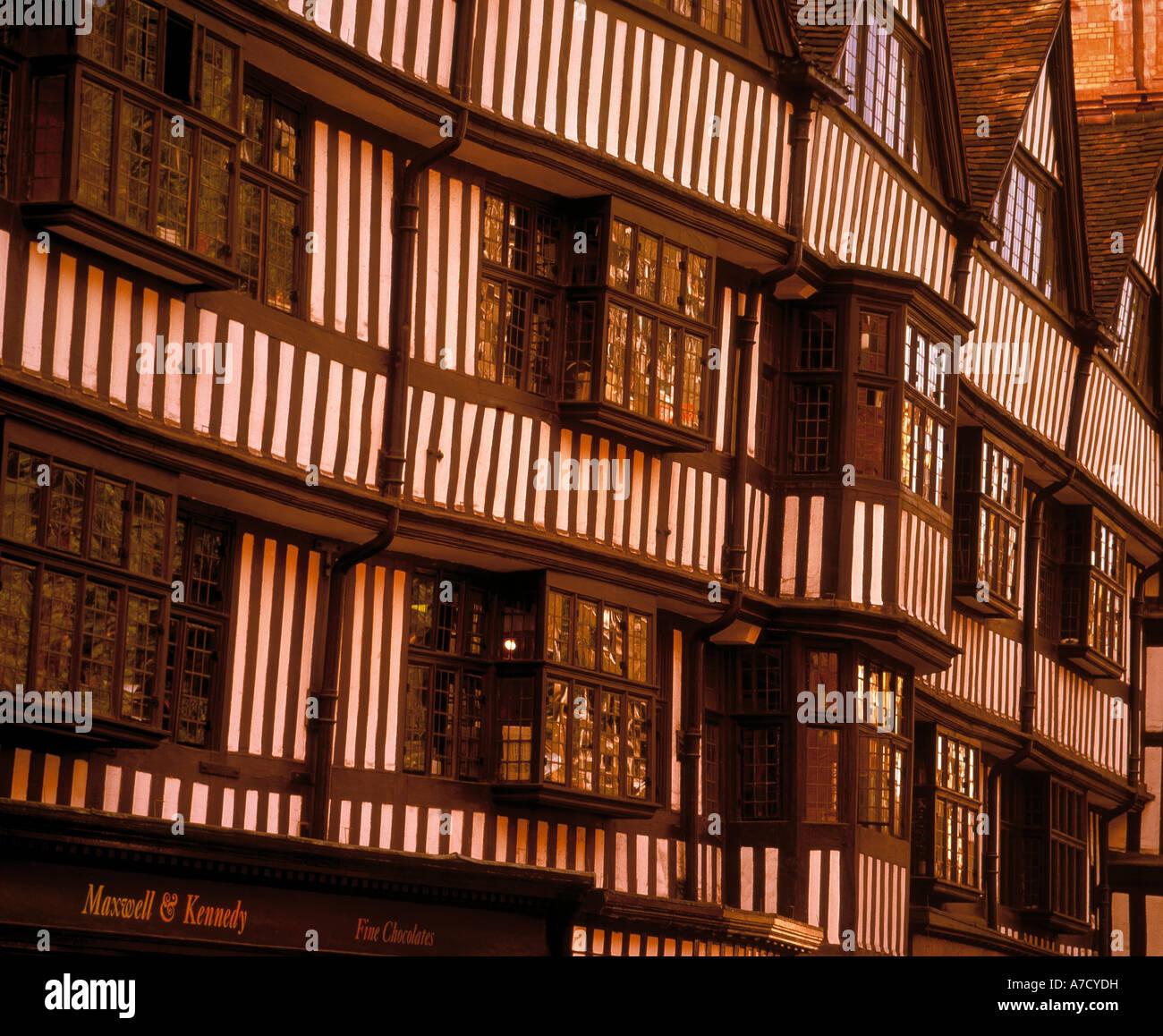 Inns Of Court, Staple Inn - Stock Image