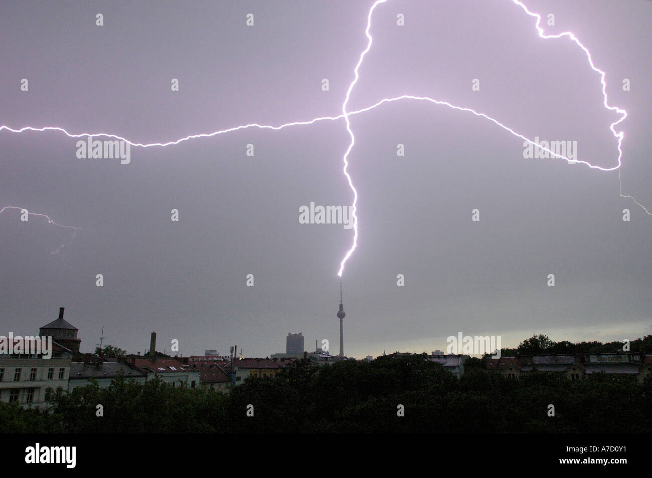 4288 GERMANY BERLIN Stock Photo