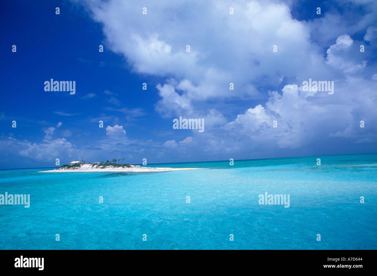 Little Exuma Bahama Island Beach
