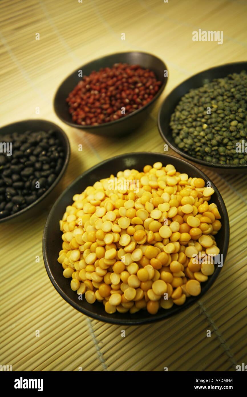 Yellow Lentils Lentil Pulses Pulse Healthy Pulse Bowl Bowls