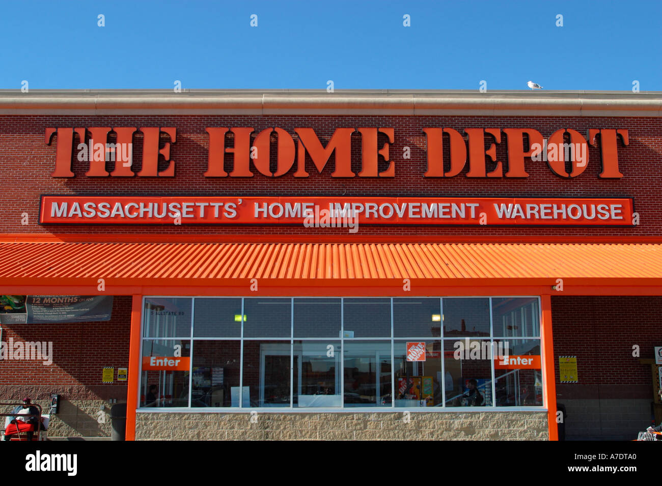 Hardware store and home depot stock photos hardware store and home depot stock images alamy for Exterior home improvement indianapolis