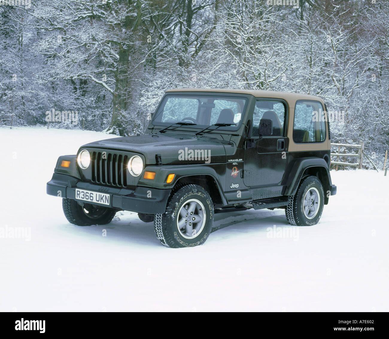 Awesome 1997 Jeep Wrangler Sahara