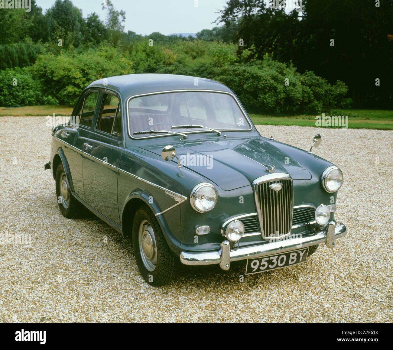 1962 Wolseley 1500 - Stock Image
