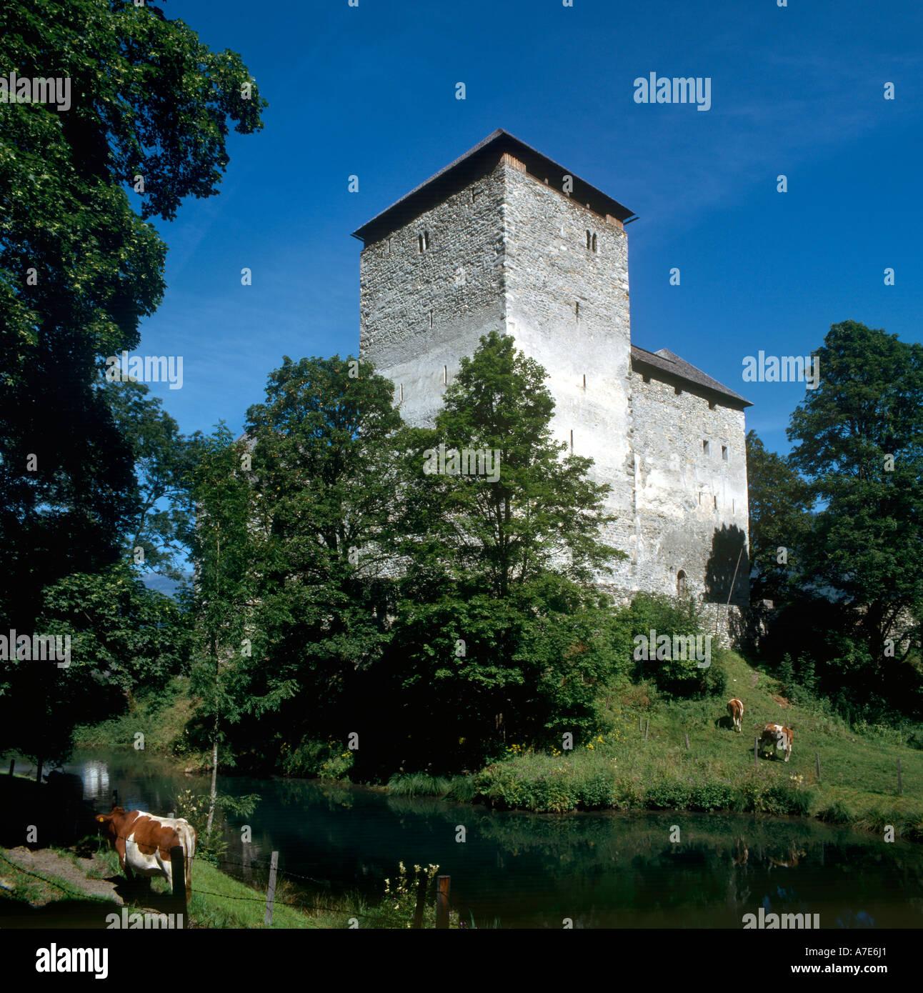 Haus Am See Zell Am See Austria Bookingcom: Kaprun Austria Summer Stock Photos & Kaprun Austria Summer