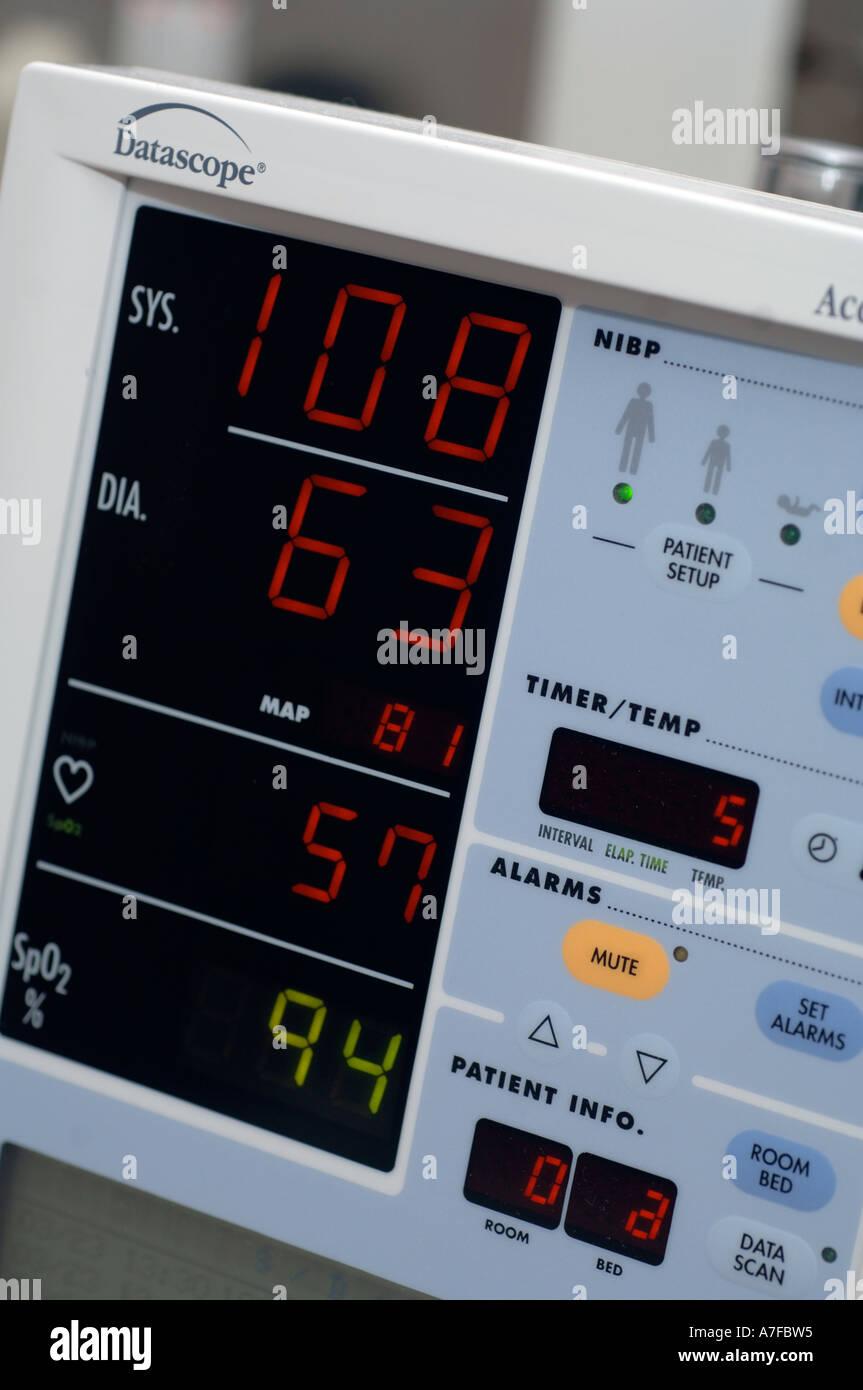 Hospital Equipment Nhs National Health Service England Stock