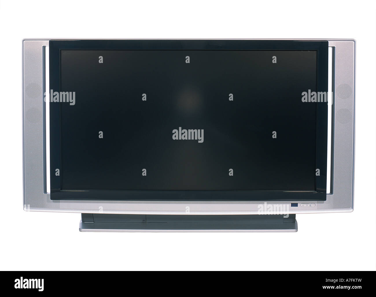 Flat screen television - Stock Image
