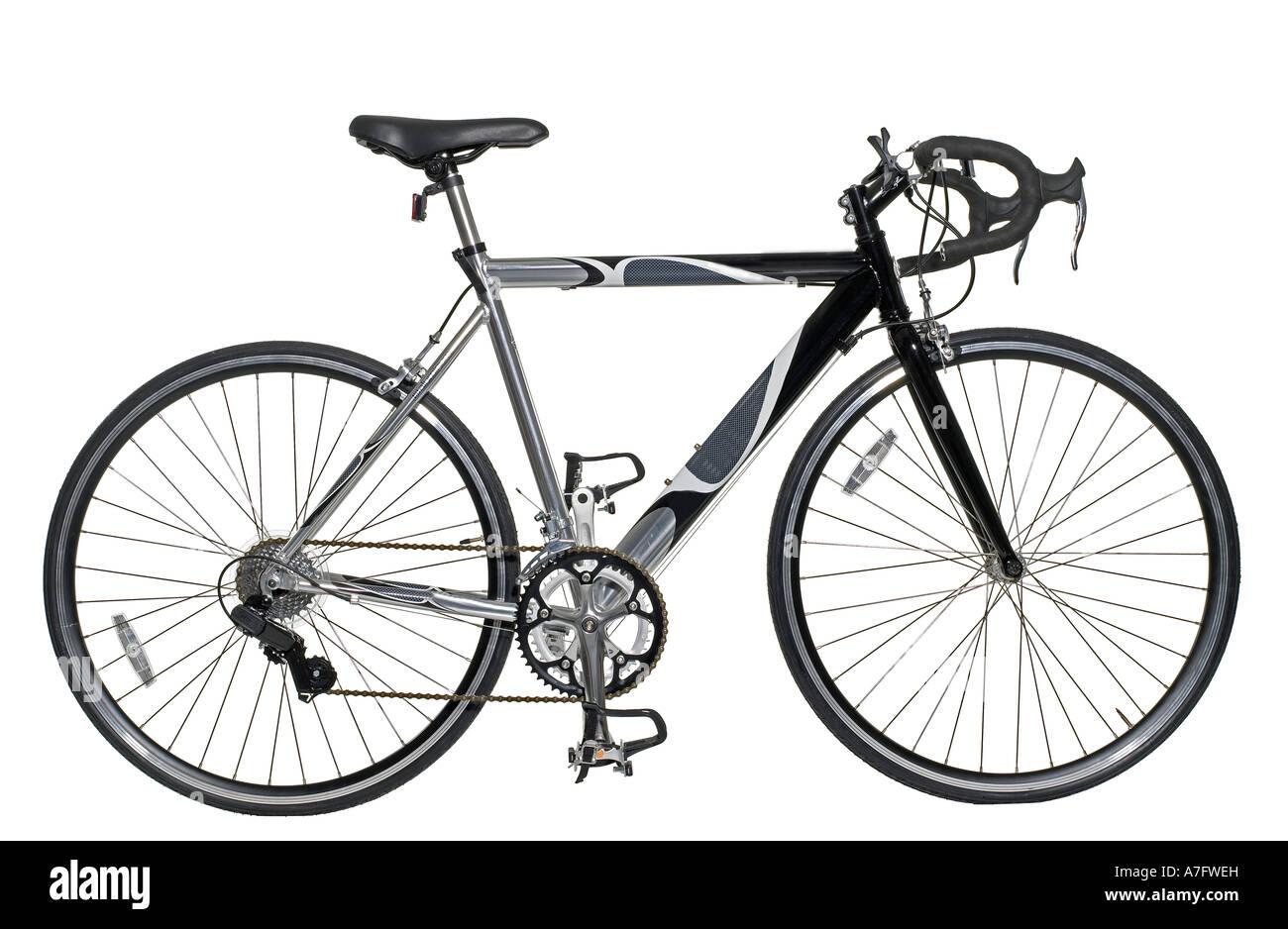 Mens Bicycle - Stock Image
