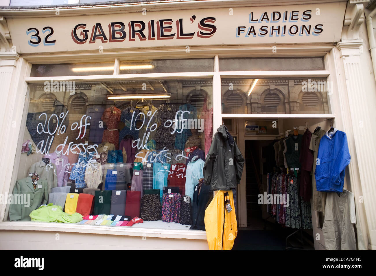 e7e60bf85 GABRIEL'S LADIES FASHION SHOP ST-PETER PORT GUERNSEY CHANNEL ISLANDS  GREAT-BRITAIN