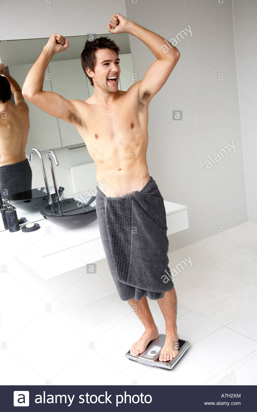 Muscles Man Skinny Man Stock Photos & Muscles Man Skinny ... Skinny Man