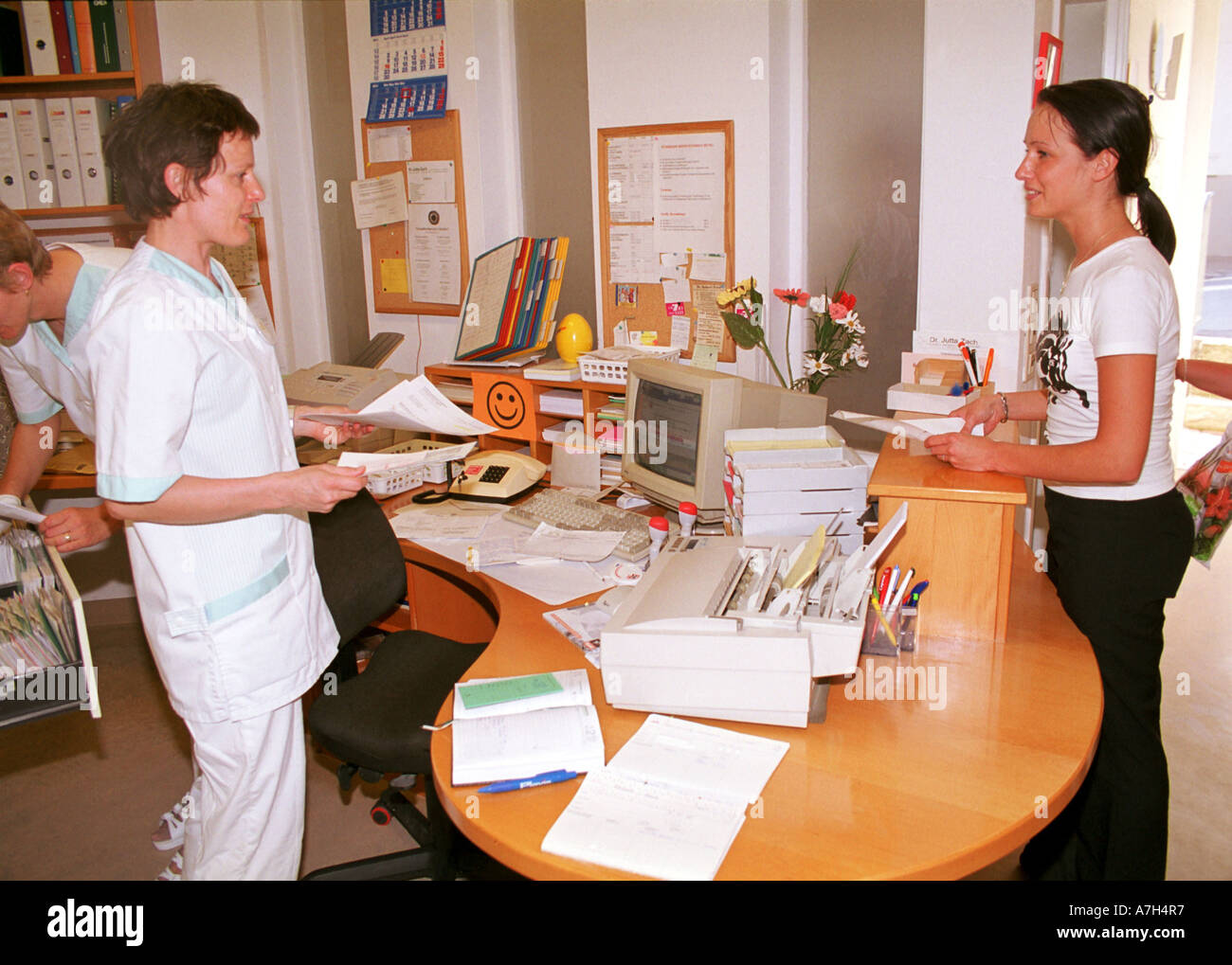 doctor office Stock Photo