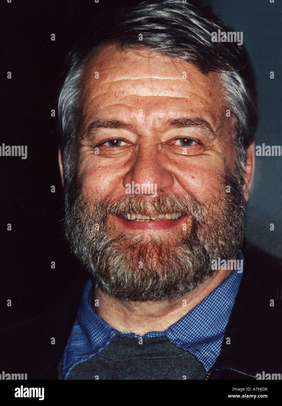 TONY ASHER American lyricist who co-wrote much of the Beach Boys 1966 album Pet Sounds - here about 2005 - Stock Image