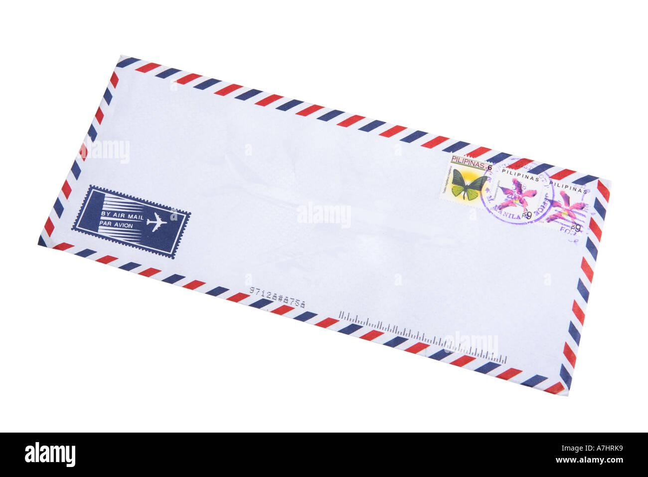 International Letter - Stock Image