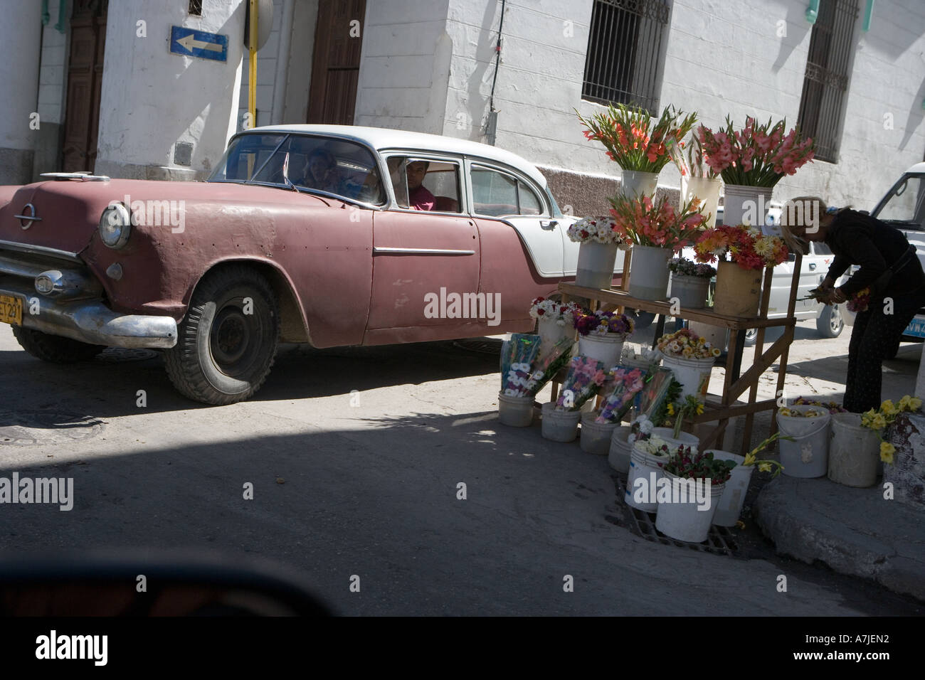 Car Wreck Havana Stock Photos & Car Wreck Havana Stock Images - Alamy