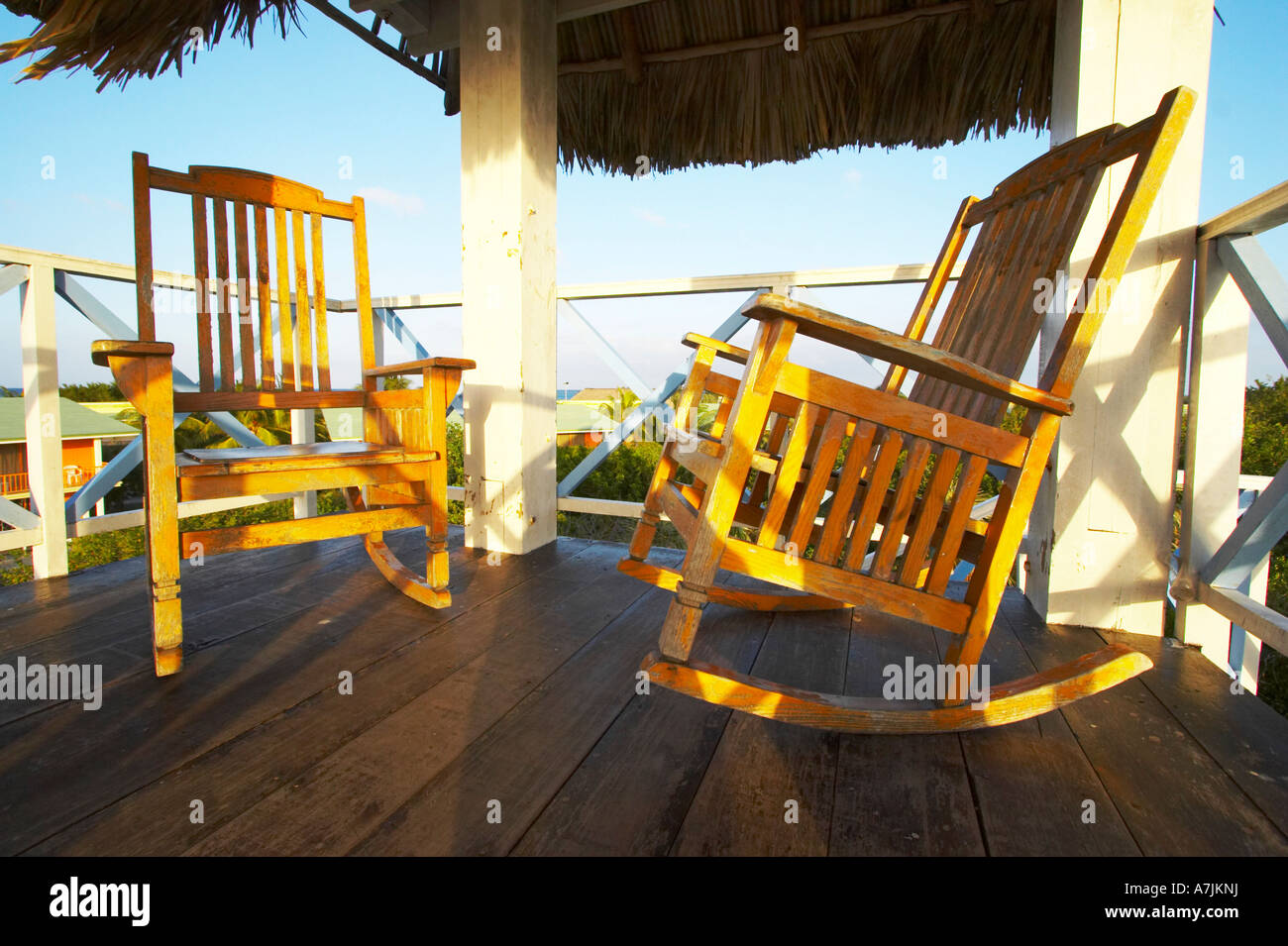 Rocking Chairs Stock Photos & Rocking Chairs Stock Images - Alamy