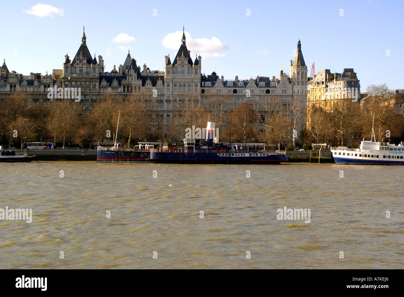 The Victoria Embankment Buildings London Stock Photo 6778277 Alamy