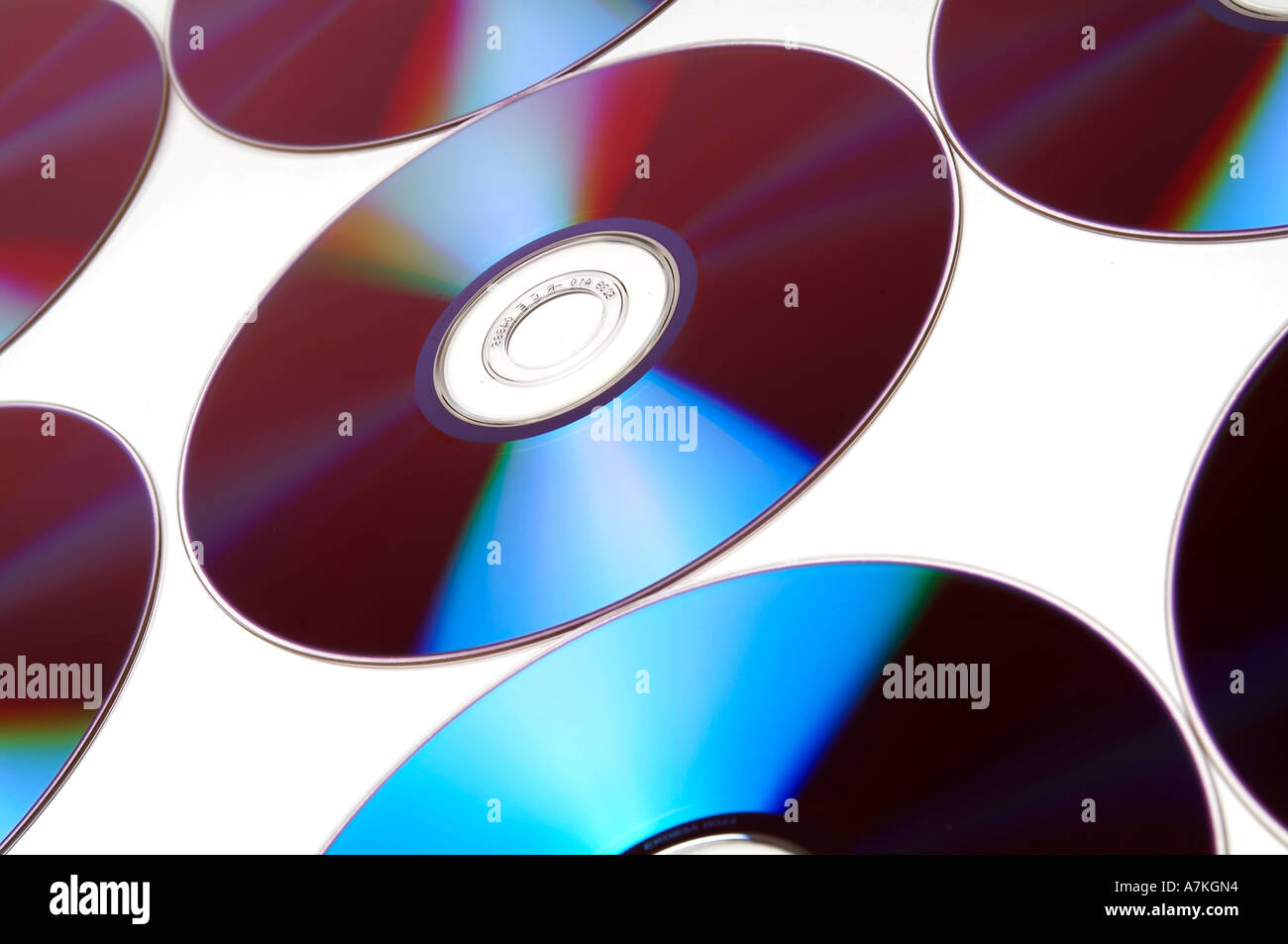 cd, dvd, pirate, piracy, compact, disk, digital, data, versatile, storage, retrieval, spool, computer, blank, binary, cd, dvd, c - Stock Image