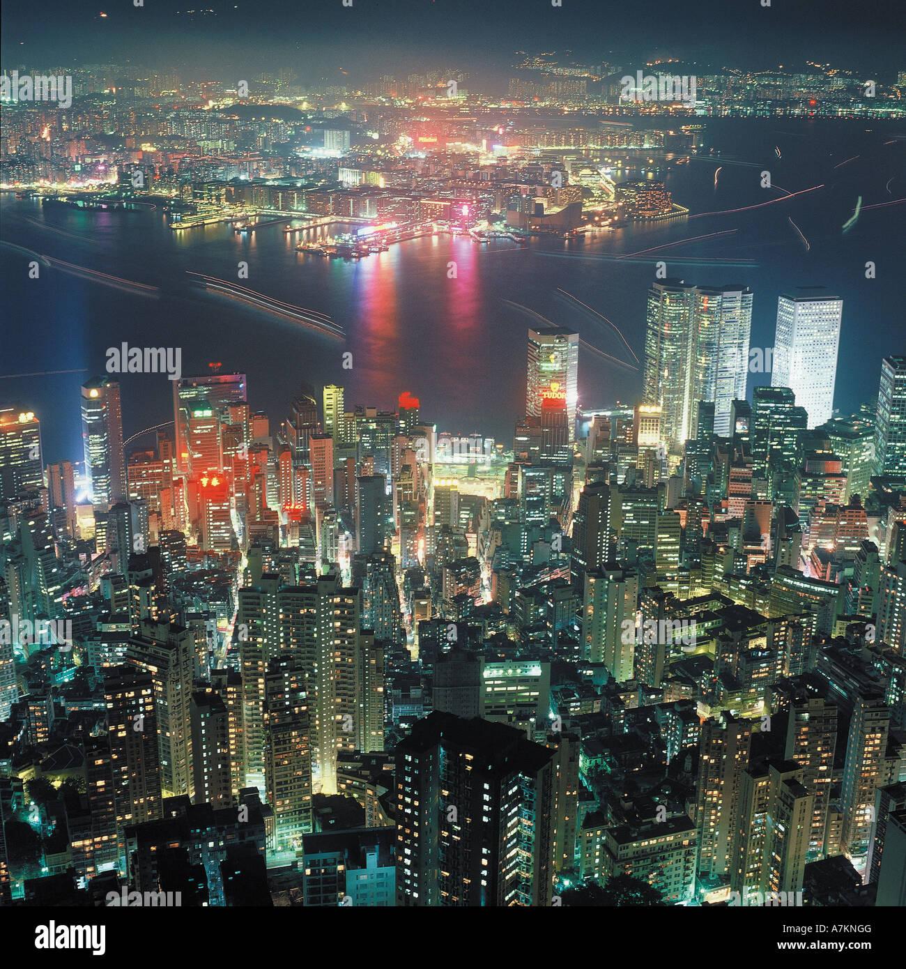 Hongkong,China - Stock Image