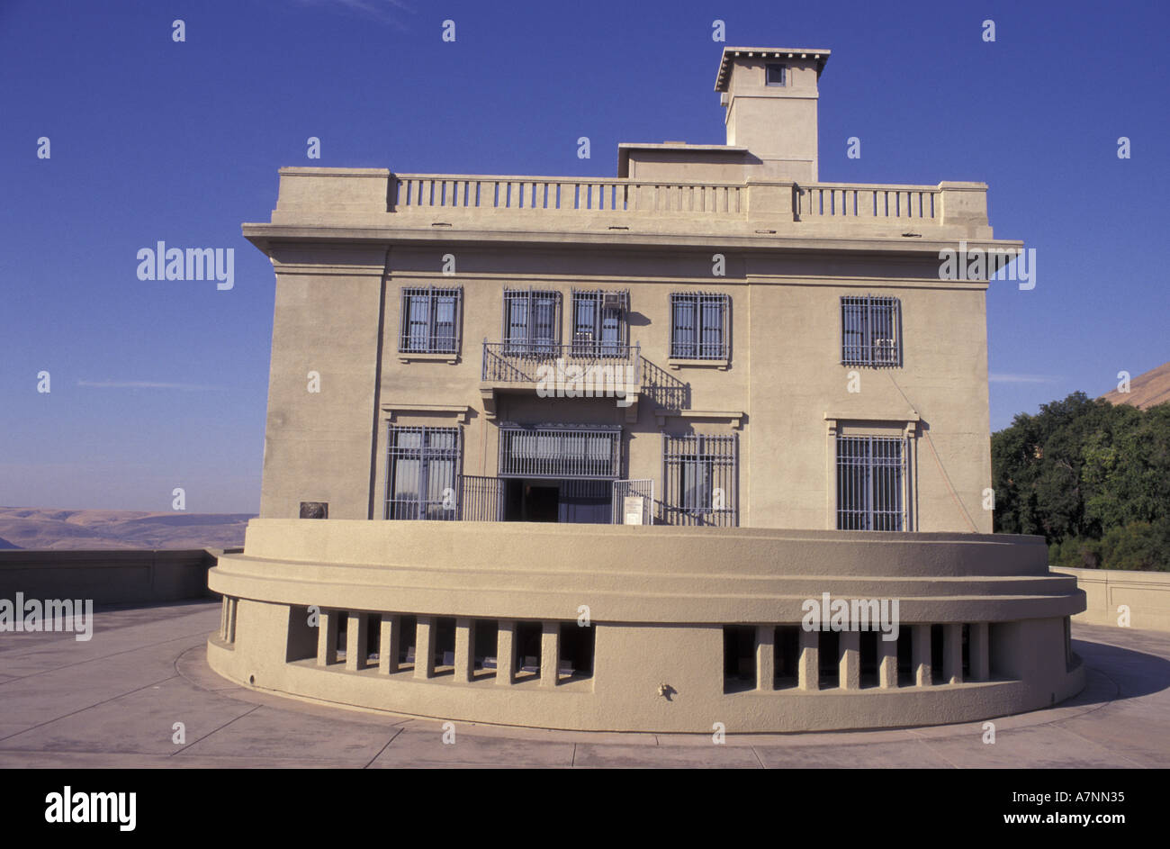 USA, Washington, Maryhill Museum of Art, former home of