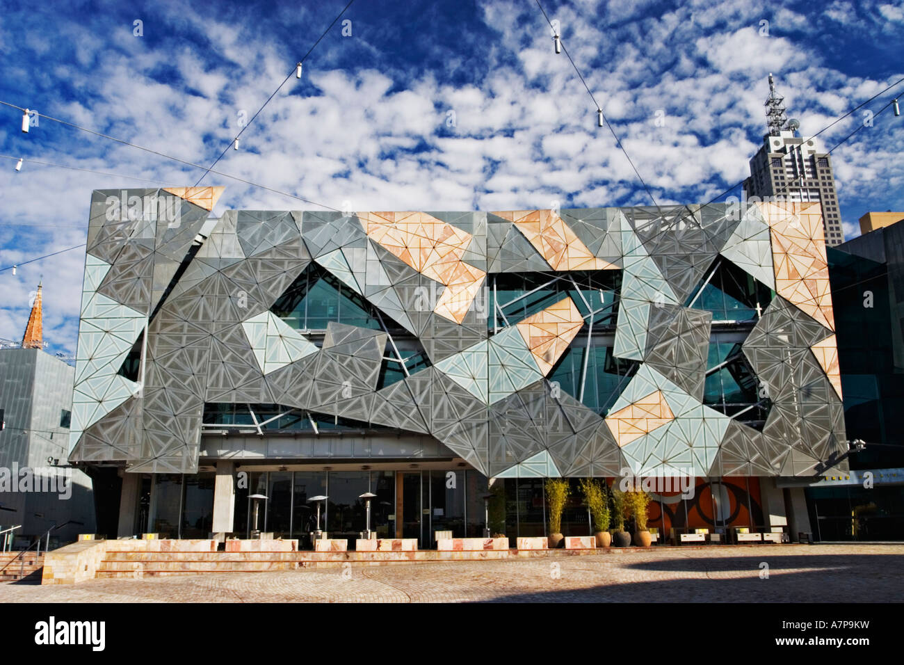 "Melbourne Australia / Modern Architecture Of ""Federation"