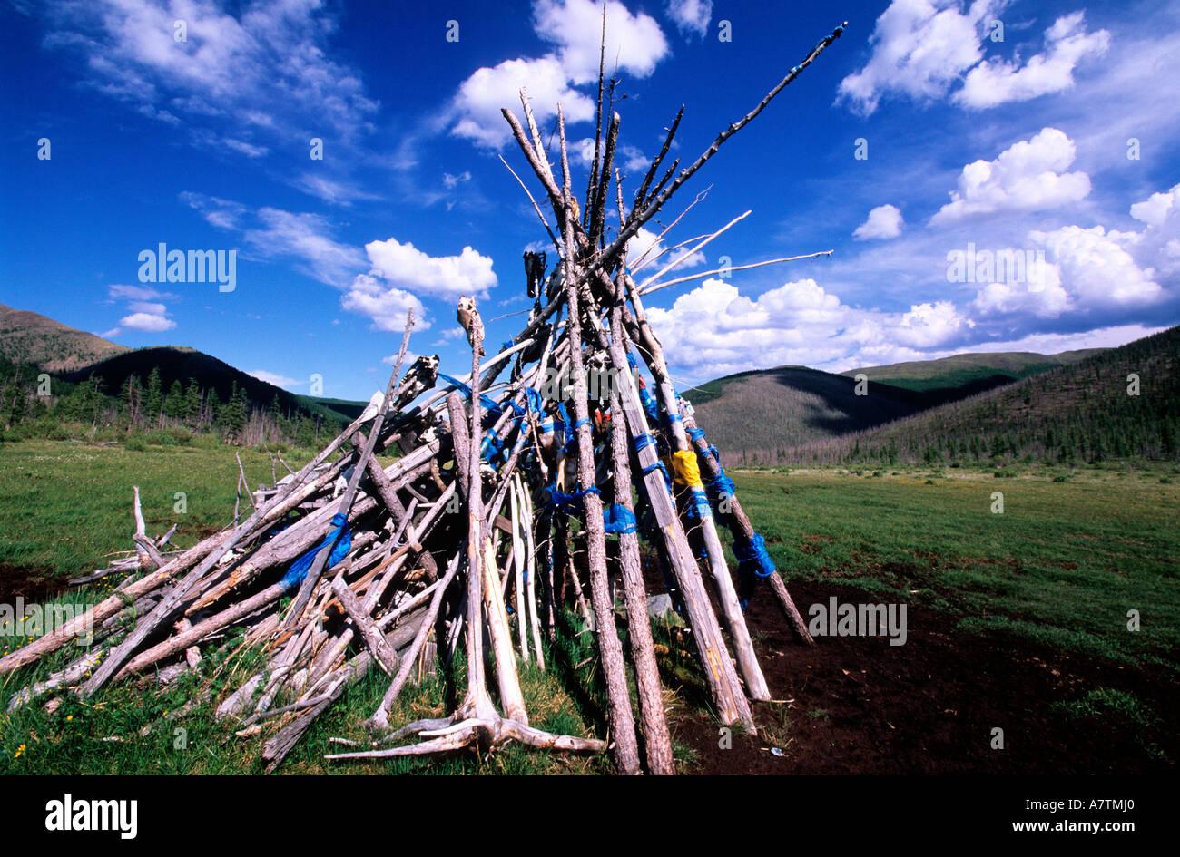 Tipi mongolia
