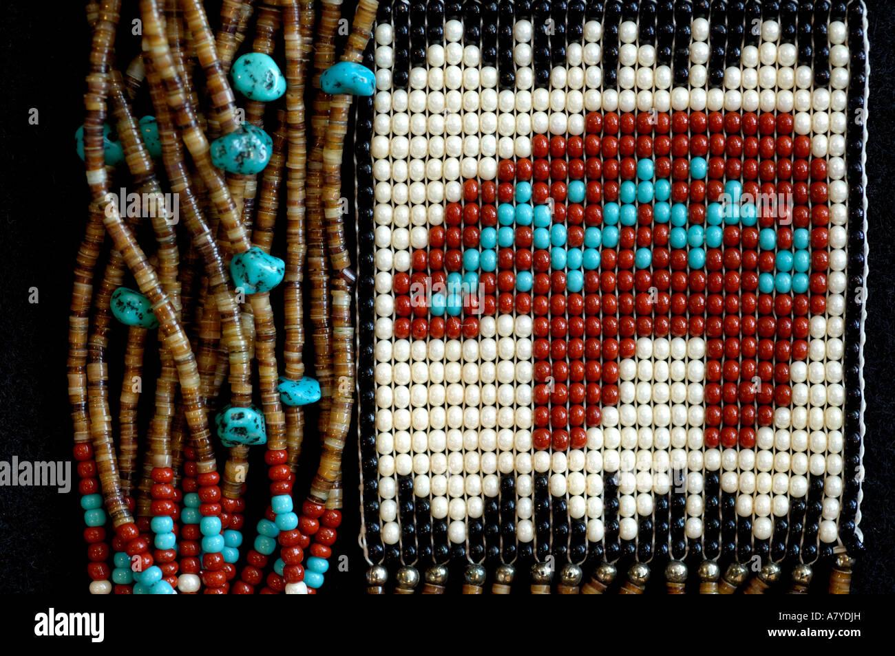 navajo bead designs. Southwest, American Indian Art \u0026 Handicrafts. Classic Navajo Bead Work Necklaces. Property Release Designs E