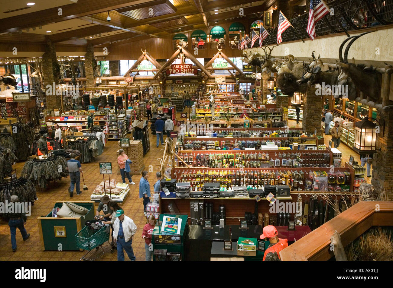 Usa missouri springfield bass pro shops outdoor world for Fish store denver
