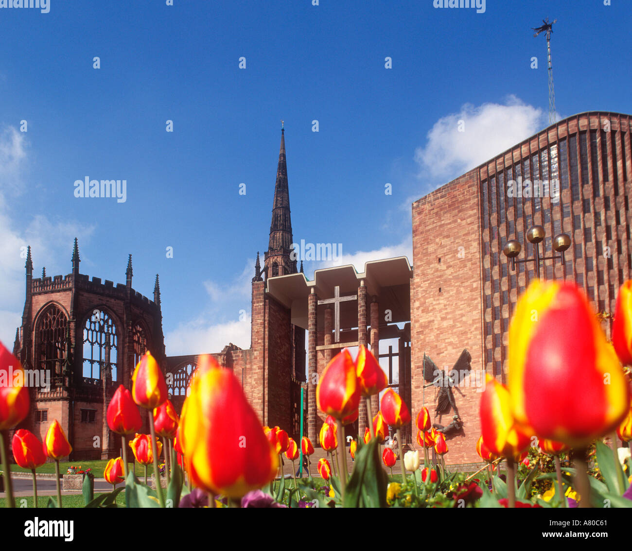 Places To Visit Coventry Uk: Coventry Architecture Stock Photos & Coventry Architecture