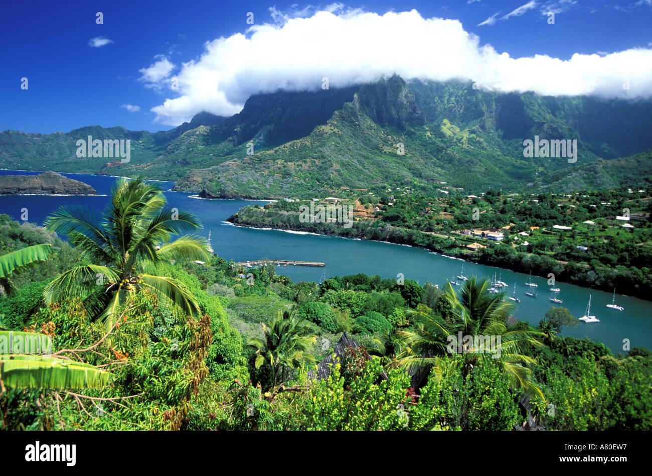 France, French Polynesia, Marq...