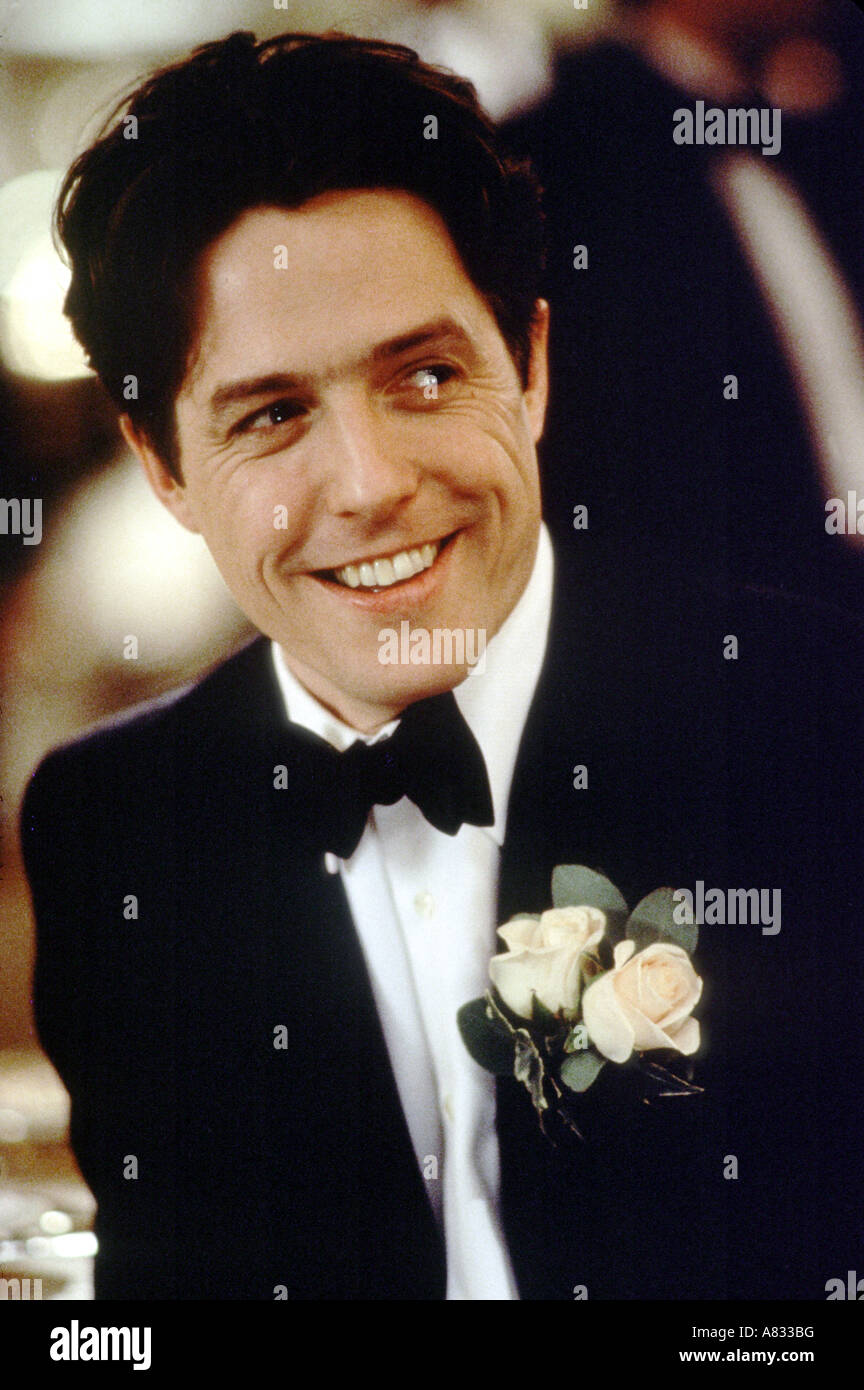 MICKEY BLUE EYES - 1999 Universal film with Hugh Grant - Stock Image