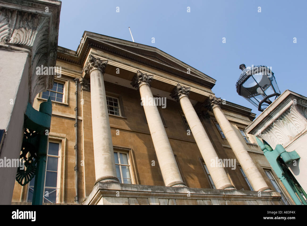 Apsley House, Home of the Duke of Wellington, Hyde  Park Corner London GB UK Number One London - Stock Image
